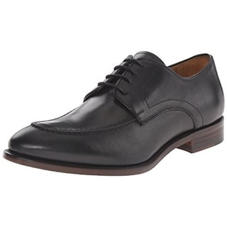 Gordon Rush Mens Turley Leather Derby Oxfords