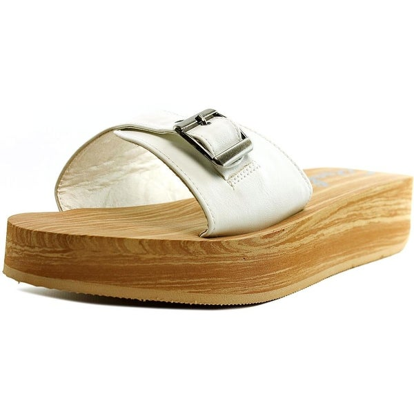 Rocket Dog Kaplan Women White Sandals