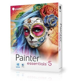 Corel Corporation - Pe5efammb - Painter Essentials 5 En Fr Mb