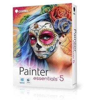 Corel Corporation - Pe5efammb - Painter Essentials 5 En Fr Mb