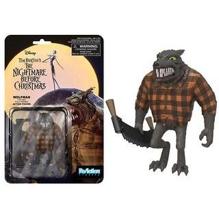 The Nightmare Before Christmas Funko ReAction Figure Wolfman