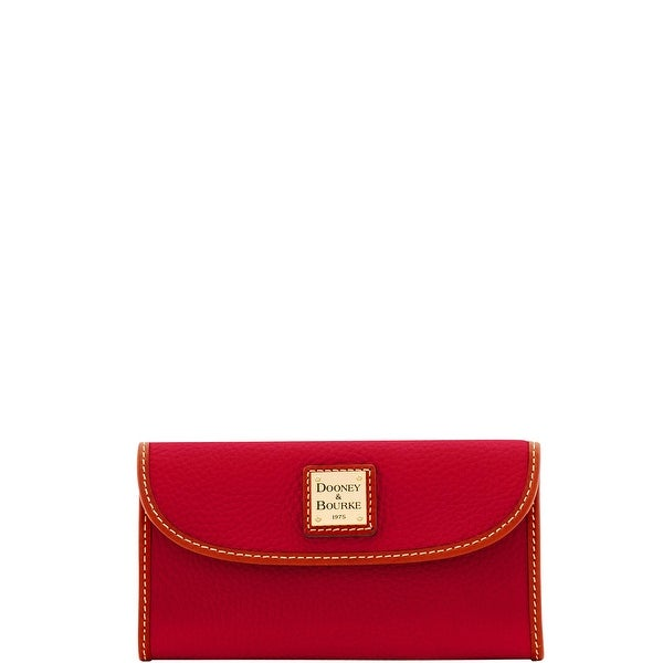 Dooney & Bourke Pebble Grain Continental Clutch (Introduced by Dooney & Bourke at $128 in Jul 2014)