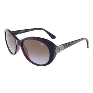 Vogue VO2770S 228668 Dark Violet Butterfly sunglasses - 56-16-135|https://ak1.ostkcdn.com/images/products/is/images/direct/bcdadf825eaaa11a28ea4f718f61c076256458ba/Vogue-VO2770S-228668-Dark-Violet-Butterfly-sunglasses.jpg?impolicy=medium