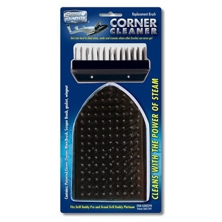 Grill Daddy GD80294 Corner Cleaner Replacement Grill Brush