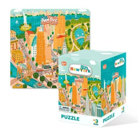 DODO New York City Puzzle - 120 pieces