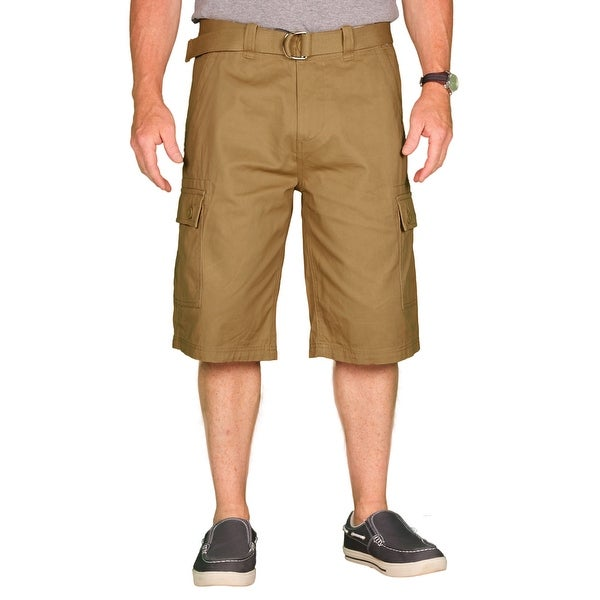 OTB Men's Cotton Cargo/Camp Short