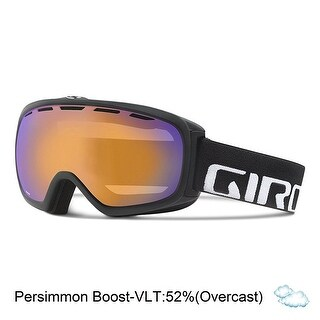 Giro Basis Goggles - black wordmark
