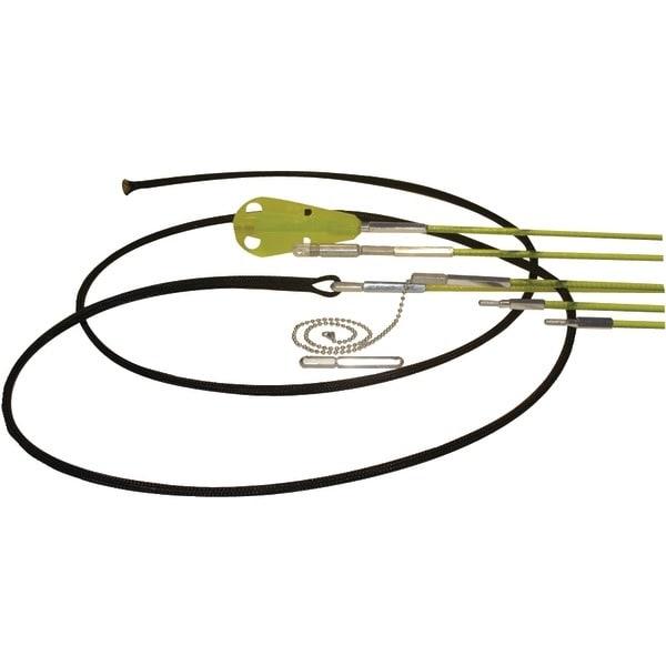 Labor Saving Devices 81-000 Creep-Zit(Tm) Pro Fiberglass Wire Running Kit, 36Ft