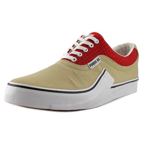 bf8241d88321 Shop Puma Villian S Men Round Toe Canvas Tan Sneakers - Free ...