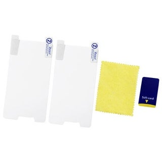 Reiko - 2 Pieces Screen Protector for HUAWEI VALIANT Y301