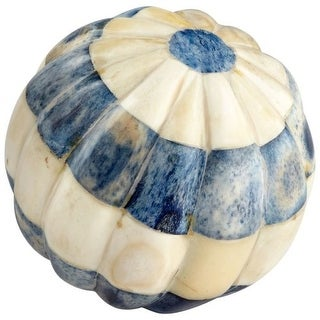 Cyan Design Iceberg Filler 4.25 Inch Diameter Bowl and Vase Filler Made in India