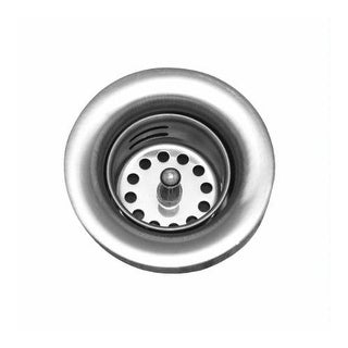 """Proflo PF83 Kitchen Sink Drain Assembly and Basket Strainer - Fits Junior 2-1/2"""""""