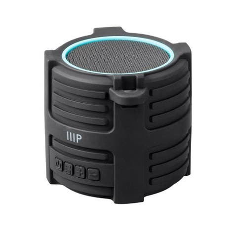 Monoprice Portable IPX7 Waterproof Bluetooth Speaker 15863 IPX7 Waterproof Bluetooth Speaker