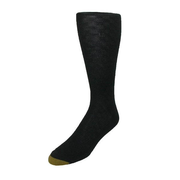 Gold Toe Men's Over the Calf Dress Socks (Pack of 6)