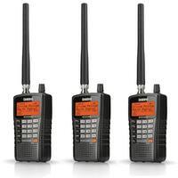 Uniden BCD325P2 Handheld Digital Scanner w/ S.A.M.E. Weather Alert