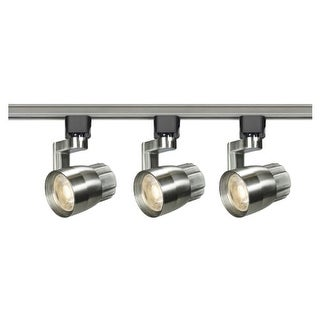 "Nuvo Lighting TK427 3 Light 2-1/2"" Wide LED H-Track Track Kit"