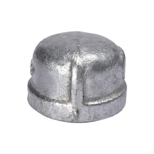 Galvanized pipe cap free shipping on orders over