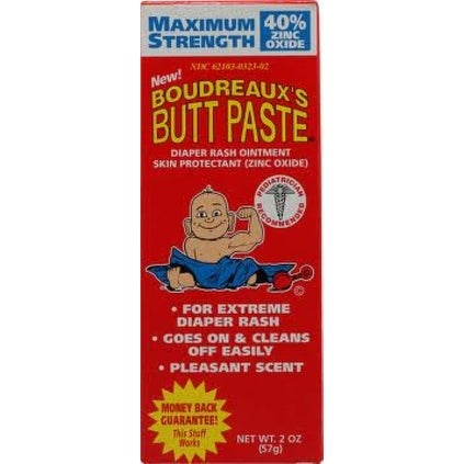 Shop Boudreaux S Maximum Strength Butt Paste Diaper Rash