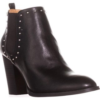 Report Maysonia Pull On Ankle Booties, Black