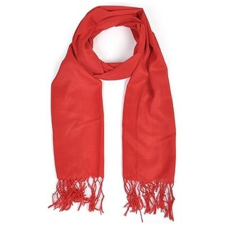 Link to New Women's Red Viscose Scarf Scarves LS4360 - Regular Similar Items in Scarves & Wraps