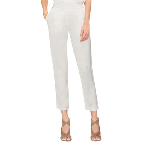 Vince Camuto Womens Cropped Dress Pants