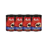 Melitta 60253 Classic Blend (4-Pack) 11 Ounce Classic Ground Coffee