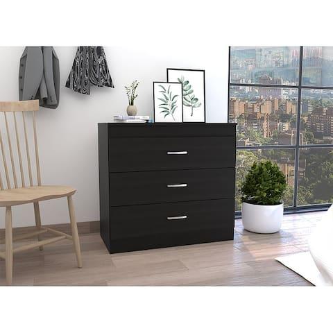 """Zurich, 31.4"""" W, Three-Drawers Horizontal Dresser"""