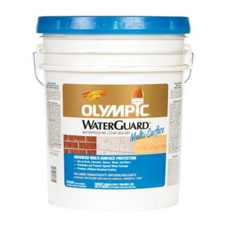 Olympic 55548A/05 Waterguard Multi-Surface Sealant - 5 Gallon