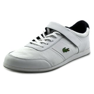 Lacoste Embrun 3 Men Round Toe Leather Sneakers