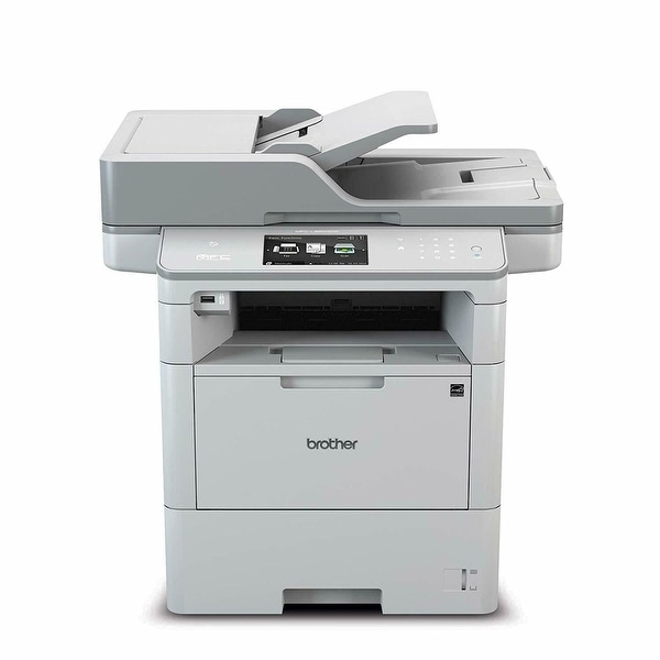 Brother MFC-L6900DW Business Laser All-in-One Printer - Black. Opens flyout.