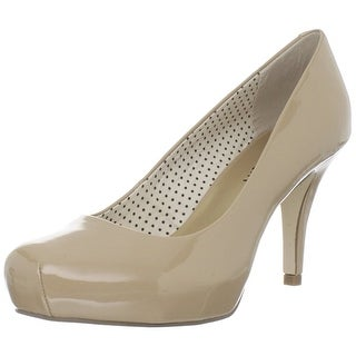 Madden Girl Womens Getta Square Toe Mary Jane Pumps