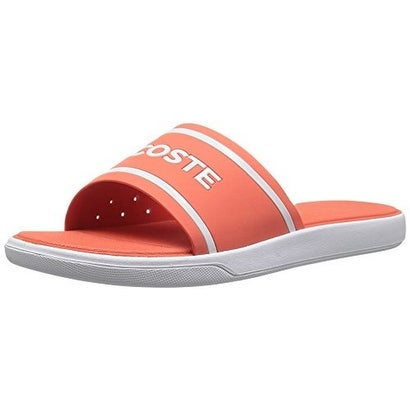 9e75d412af37b Shop Lacoste Womens L.30 Slide 118 1 Caw - Free Shipping On Orders Over  45  - Overstock.com - 20572340