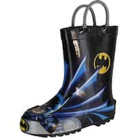Western Chief Batman Rain Boot - Black