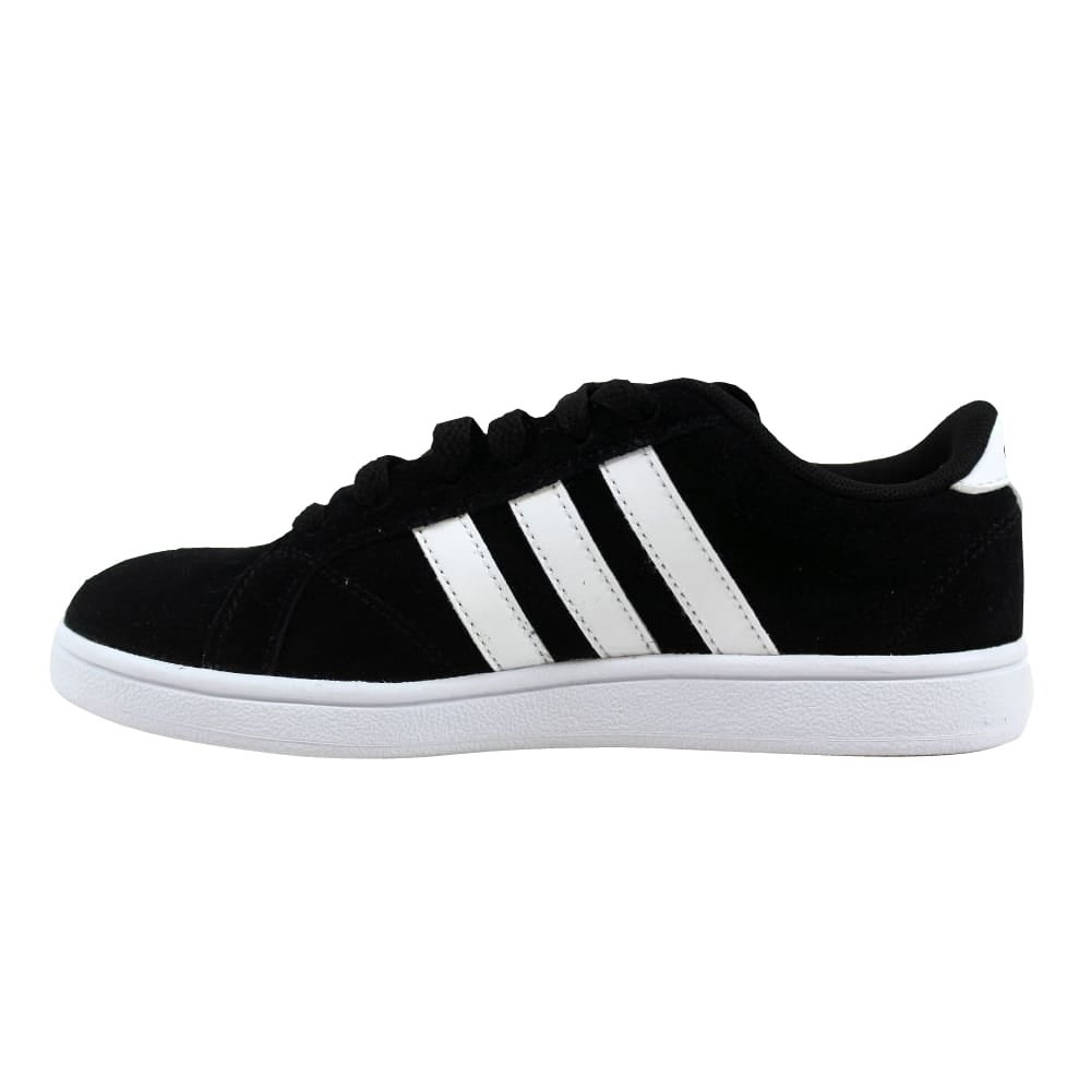 Adidas Pre-School Baseline K Black/White-Black AW4827 Size 13.5