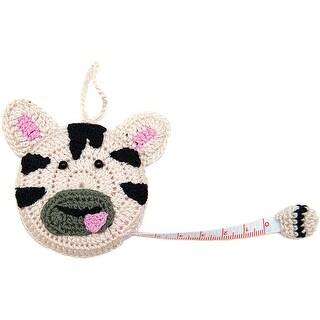 "Paradise Crocheted Tape Measure 60""-Zebra"