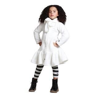WonderLand Little Girls White Bow Tie Accent Polar Fleece Lyssi Coat (Option: 6)|https://ak1.ostkcdn.com/images/products/is/images/direct/bcfa30c867c3c36f03ffc1ab096bb3f1ddfe260d/WonderLand-Little-Girls-White-Bow-Tie-Accent-Polar-Fleece-Lyssi-Coat-2-6.jpg?impolicy=medium