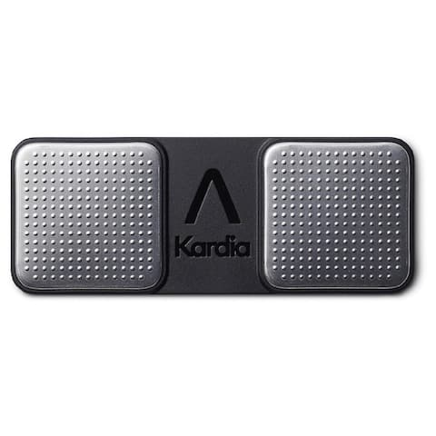 AliveCor - KardiaMobile Personal EKG Monitor - Black
