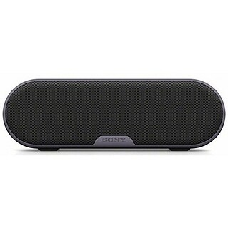 Sony SRS-XB2 Portable Wireless Speaker w/ Bluetooth and NFC (Black)