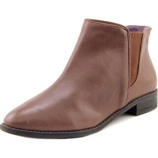 Kooba Margaret   Round Toe Leather  Bootie