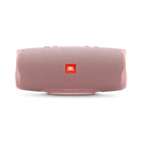 JBL Charge 4 Portable Bluetooth speaker (Waterproof) - Pink