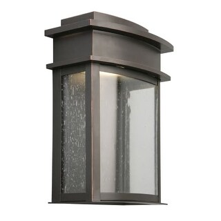 "Design House 180364 Fairview 10-3/8"" Tall LED Outdoor Wall Sconce"