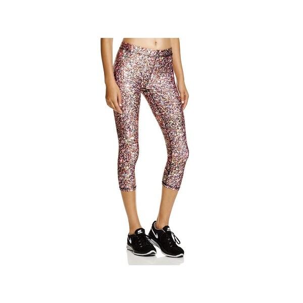 c8ba29df1e541 Shop zara terez womens athletic leggings glitter fitness free jpg 600x600 Glitter  workout pants
