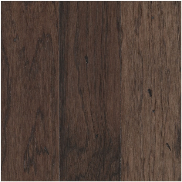 """Mohawk Industries BCE56-HIC 5"""" Wide Engineered Hardwood Flooring - Textured Hickory Appearance- Sold by Carton (28.25"""