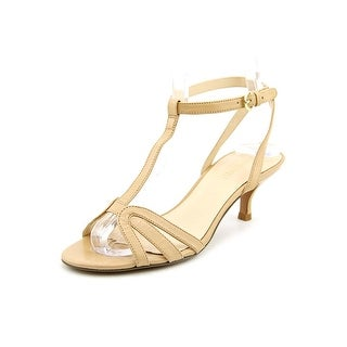 Nine West Odarlin Open Toe Leather Sandals