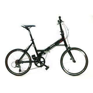 "42cm Fuji Origami 3.0 20"" Folding City Travel Alloy Bike 20"" Shimano 8s NEW"