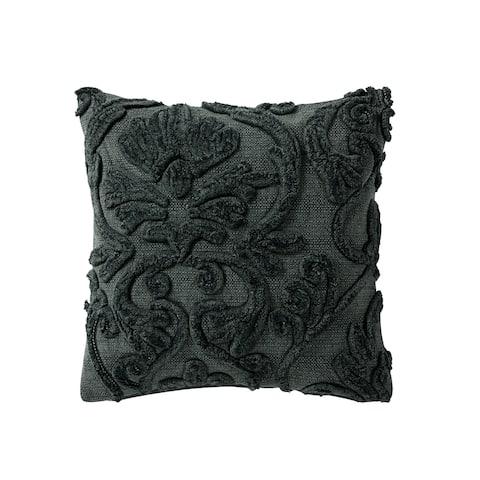 """Waterford Garner 18"""" x 18"""" Textured Pillow"""