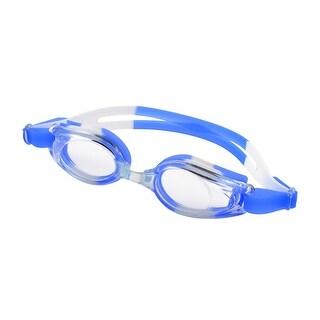 Unique Bargains Eyes Waterproof Gear Anti-fog Clear Sight Swim Goggles w Ear Plugs For Men Women