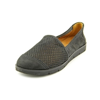 Naturalizer Ivan W Round Toe Leather Loafer