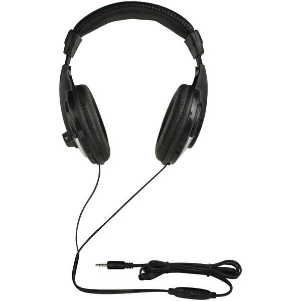 Nady Qh-200 Centerstage(Tm) Studio Stereo Headphones