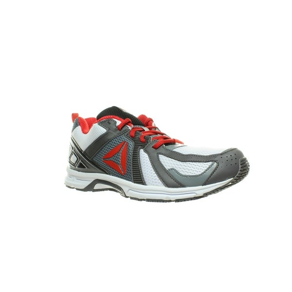 Reebok Mens White Running Shoes Size